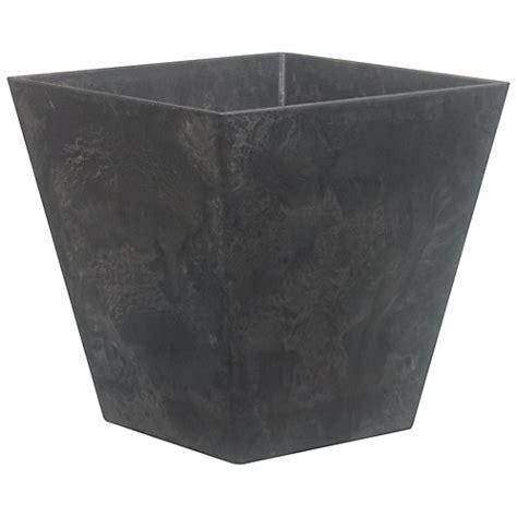 Artstone Planters Uk by Buy Artstone Ella Planters Black Lewis