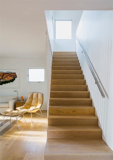 stairs without banister stairs with rope railing look