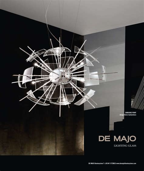 Advertising Caigns On Murano Chandeliers De Majo Chandelier Advertising