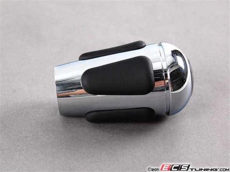 genuine bmw 25162282210 smg shift knob schwarz leather