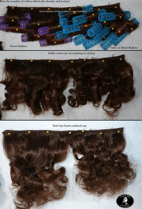 whst size of perm rollers do i need for loose perm pictorial guide to rollers part 1 what size how many