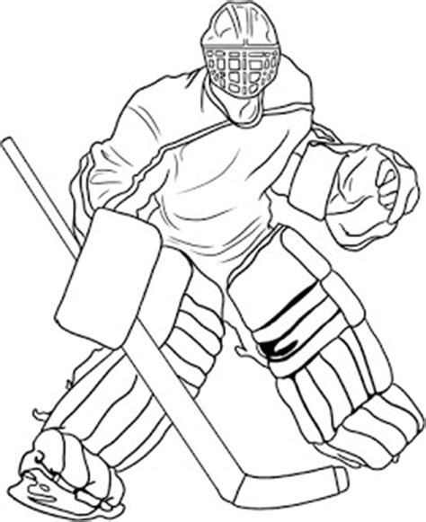 montreal canadiens coloring pages