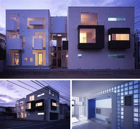 modern box house japanese home cubes 10 neat modern box house designs
