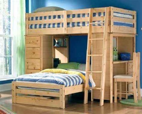Ranjang Tidur Minimalis ide desain ranjang tidur tingkat untuk kamar minimalis
