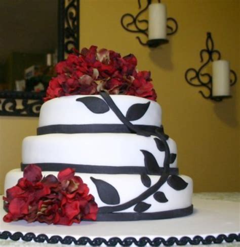 Budget Wedding Cakes by Types Of Budget Wedding Cakes
