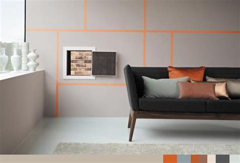 wohnzimmer streichen streifen wand streichen 37 ideen f 252 r farbige wandgestaltung