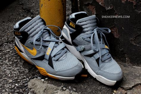 bo jackson basketball shoes classics revisited nike air trainer max 91 sneakernews