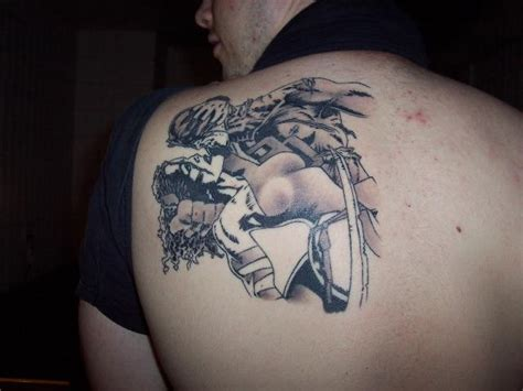 tattoo artist without tattoos daredevil the without fear tattoos jrtattoo