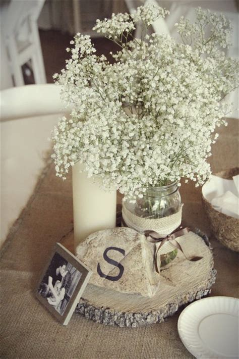 shabby chic burlap lace valentine decorations  wedding ideas