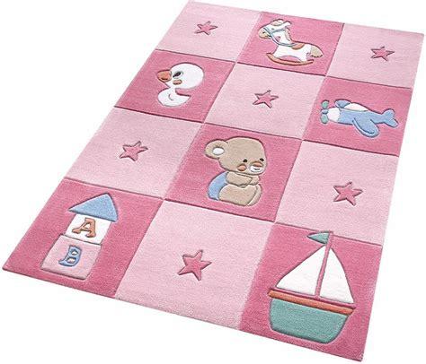 teppiche rosa kinderteppich rosa harzite