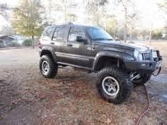 the jeep liberty kj or jeep kj outside