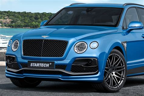 custom bentley bentayga official startech bentley bentayga gtspirit
