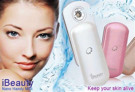 Spray Pembersih Kacamata harga jual nano spray mist ibeauty alat pembersih kecantikan untuk wajah pricepedia org