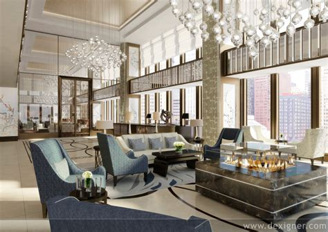 the langham hotel opening summer 2013 in chicago design engine
