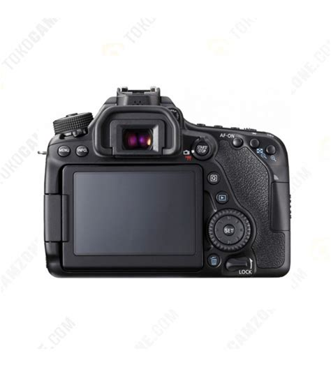 Kamera Canon Eos 80d Only canon eos 80d only