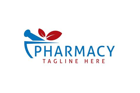 Pharmacy Logo by Pharmacy Logo Template Logo Templates Creative Market
