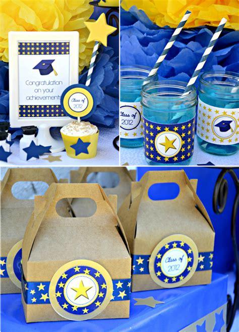 Free Printable Graduation Party Decorations | graduation party ideas free party printables party