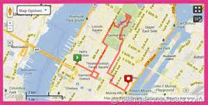 New York City Walking Map by New York City Times Square Map Car Interior Design