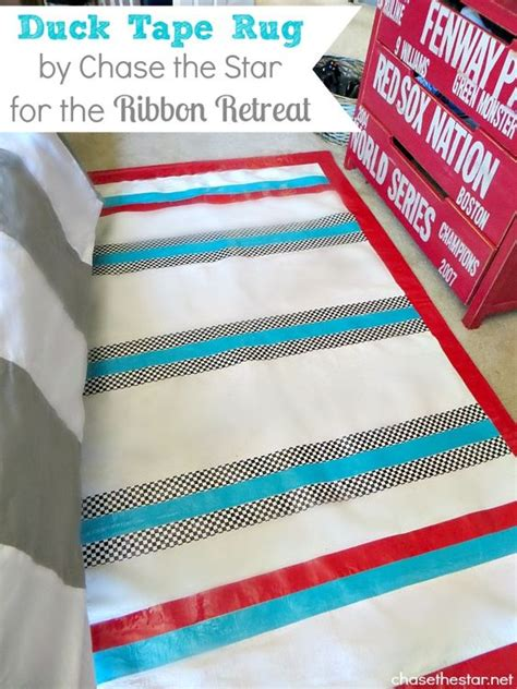 duct rug how to make a duct rug quot popular pins quot mondays colors and the o jays