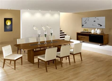 Modern Dining Rooms Designs by Modern Dinning Room Midt