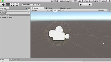 unity tutorial virtual reality position rotation and scale in unity virtual reality