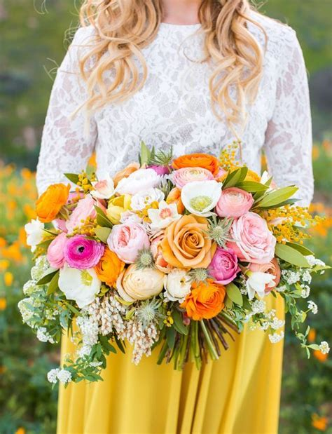 colorful spring flowers bouquet 17 best ideas about spring bouquet on pinterest spring
