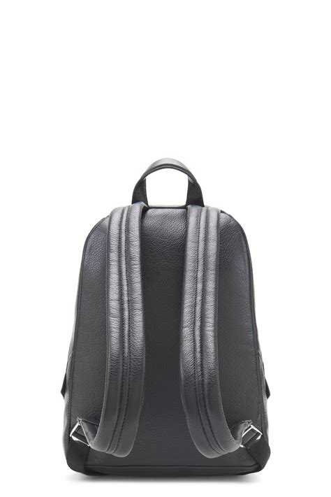 Im Not A Smug Bag Created In Response To Anya Hindmarchs Im Not A Plastic Bag Bag by Marc Biker Large Leather Backpack