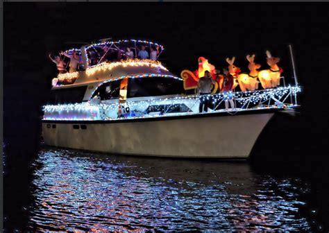 delray beach boat parade 2017 delray beach annual boat and holiday parade advisory