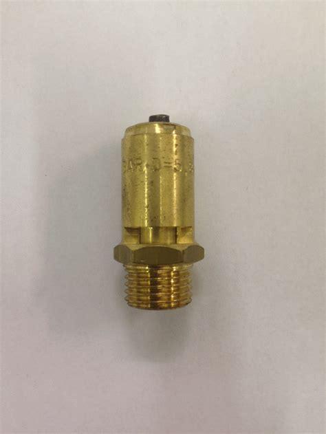 intercooler safety valve