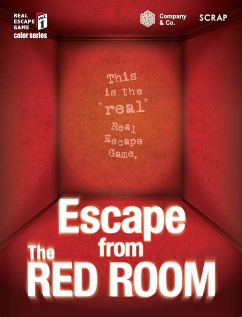 you find yourself in a room real escape brought to you by company company and scrap entertainment
