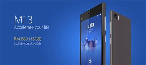 Power Bank Xiaomi Di Malaysia xiaomi is coming to malaysia with xiaomi mi3 xiaomi mi power bank xiaomi malaysia i m