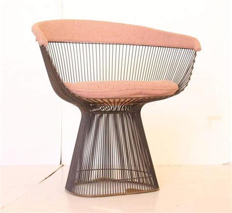 set of ten bronze warren platner dining chairs at 1stdibs