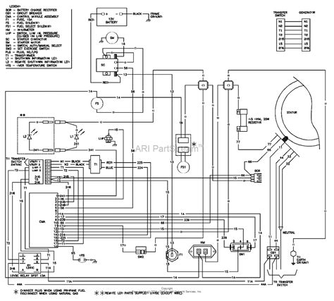 home standby generator wiring diagram home just another