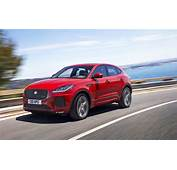 2018 Jaguar E Pace Review Ratings Specs Prices And