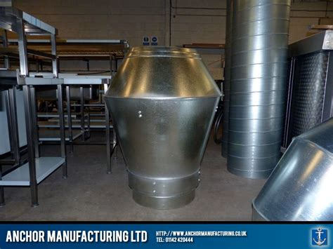 Kitchen Exhaust Silencer Kitchen Air Ventilation Silencer Anchor Manufacturing Ltd