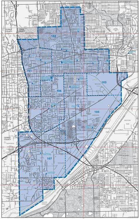 lths district map