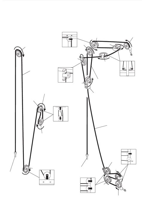 weider home cable diagram anotherhackedlife