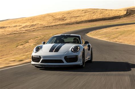 porsche exclusive series first laps 2018 porsche 911 turbo s exclusive series