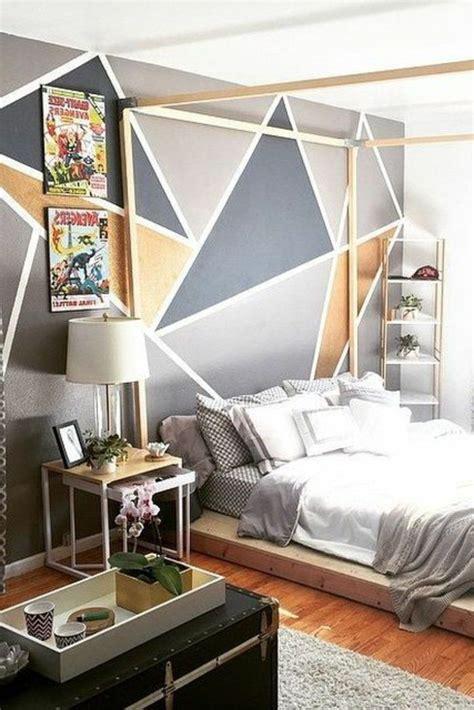 schlafzimmerdekor idee 1001 id 233 es pour votre peinture murale originale