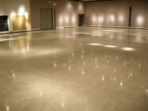 commercial polished concrete medic polished concrete