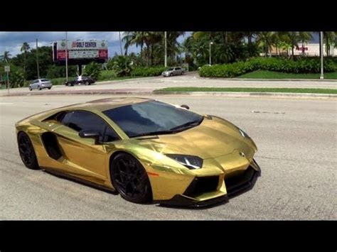 lamborghini custom gold gold lamborghini aventador roadster by custom wrap