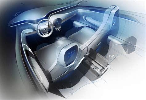 vehicle interior design denza nev concept car design