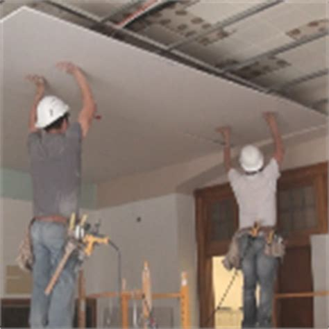Suspended Drywall Ceiling Grid by Drywall Suspended Grid Showroom Drywall Suspended