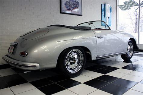Porsche L Beck by 1957 Beck Porsche Speedster Stock M3591 For Sale Near