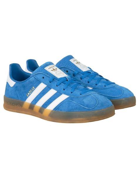 adidas originals gazelle indoor shoes bluebird adidas originals from iconsume uk