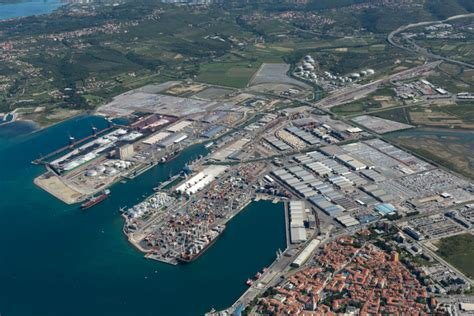 koper port how and why northern european ports surpassed their