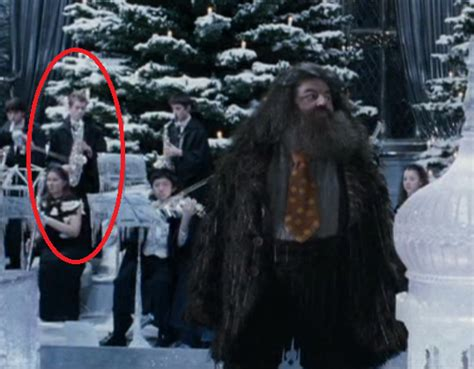 film fantasy come harry potter movie was there a saxophone in the orchestra at yule