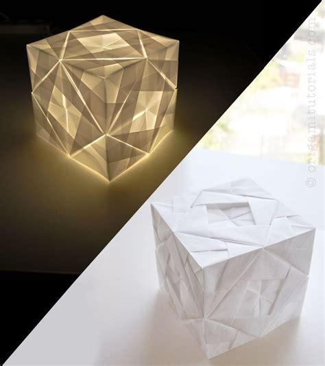 origami wave tutorial sonobe cube l tutorial origami tutorials origami