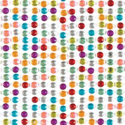fb gems rainbow self adhesive gems bakerross