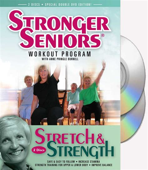 armchair exercises older adults senior citizen dance and exercise videos dvds and books